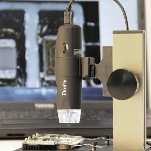 Microscope USB Firfely GT800  avec Support Statif SL260