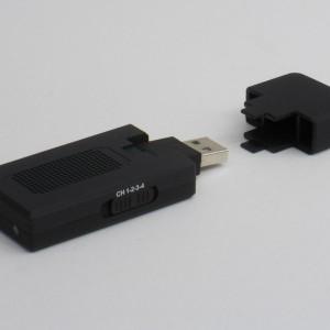 ES150 Récepteur USB 2.0 sans fil pour Microscopes sans fil Firefly - open