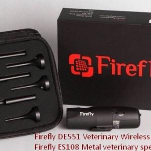 Firefly-DE551 ES108 Vidéo Otoscope vétérinaire