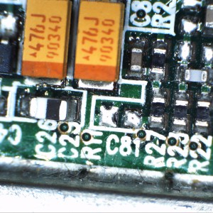 Firefly GT805 Microscope USB 5 MP 201602003 PCB