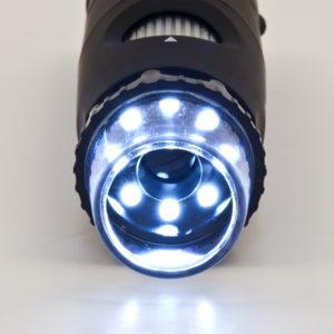 Firefly DE370T HD Wireless Polarizing Digital TrichoScope with 8 Ultra- bright LEDs